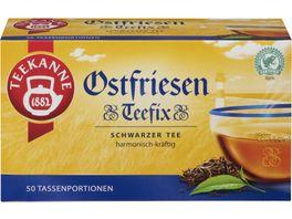 Teekanne Ostfriesen Teefix Tee