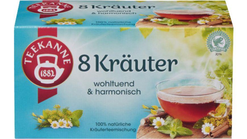 TEEKANNE 8 Kräuter 20er