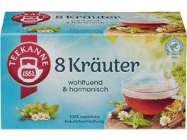 Teekanne 8 Kraeuter Tee