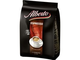 Alberto Espresso Kaffeepads