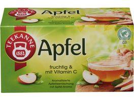 Teekanne Apfel Tee