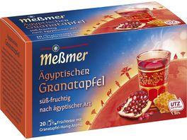 Messmer Laendertee Aegyptischer Granatapfel