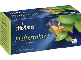 Messmer Kraeutertee Pfefferminze