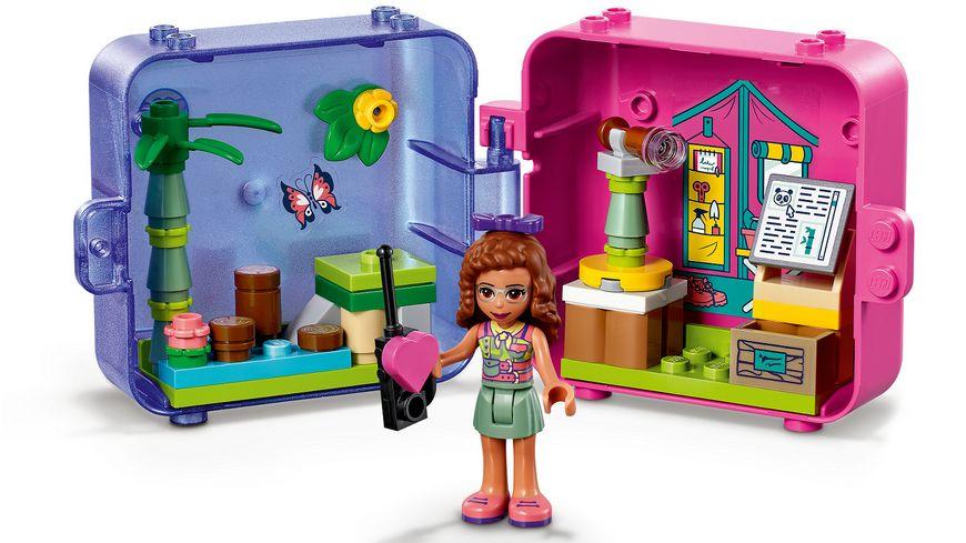 LEGO Friends 41436 Olivias Dschungel Wuerfel Gaertnerei