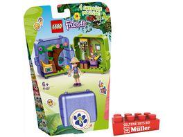 LEGO Friends 41437 Mias Dschungel Wuerfel Saftbar