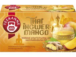 Teekanne Thai Ingwer Mango Tee