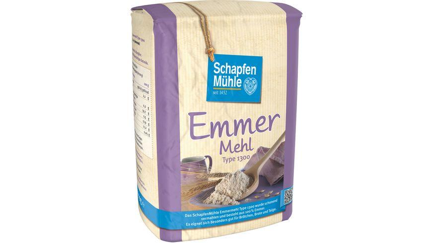 SchapfenMühle Emmermehl Type 1300