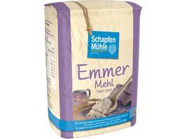 SchapfenMuehle Emmermehl Type 1300