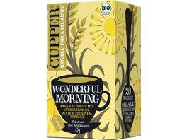 CUPPER Wonderful Morning