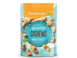 Seeberger Cashewkerne geroestet