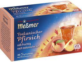 Messmer Laendertee Toskanischer Pfirsich
