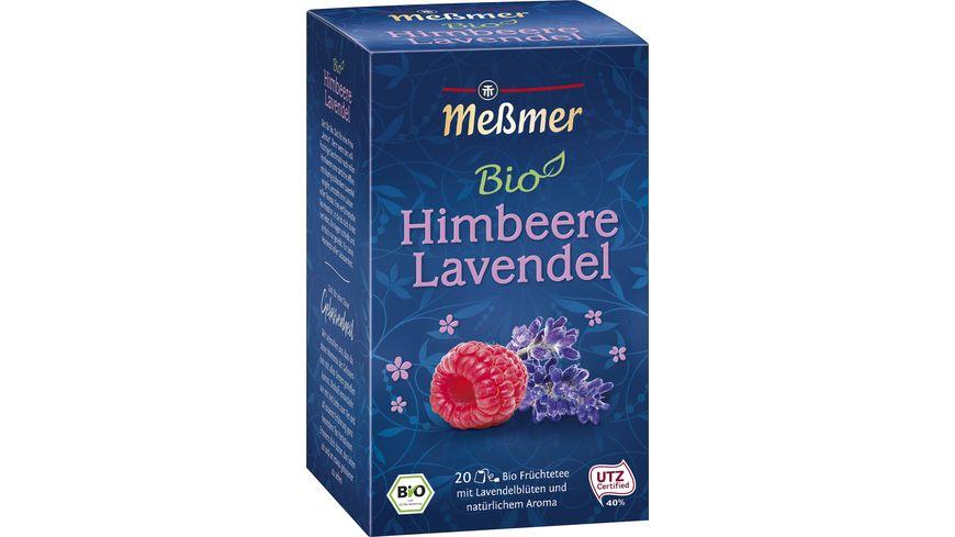 Meßmer Bio-Tee Lavendel