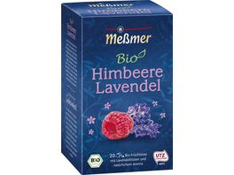 Messmer Bio Tee Lavendel