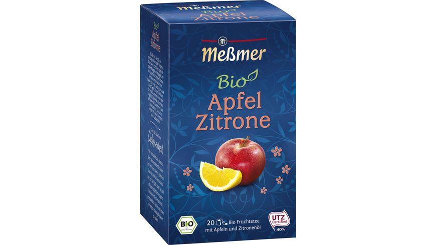 Meßmer Bio-Tee Apfel-Zitrone