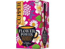 CUPPER Flower Power