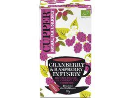 CUPPER Cranberry Raspberry