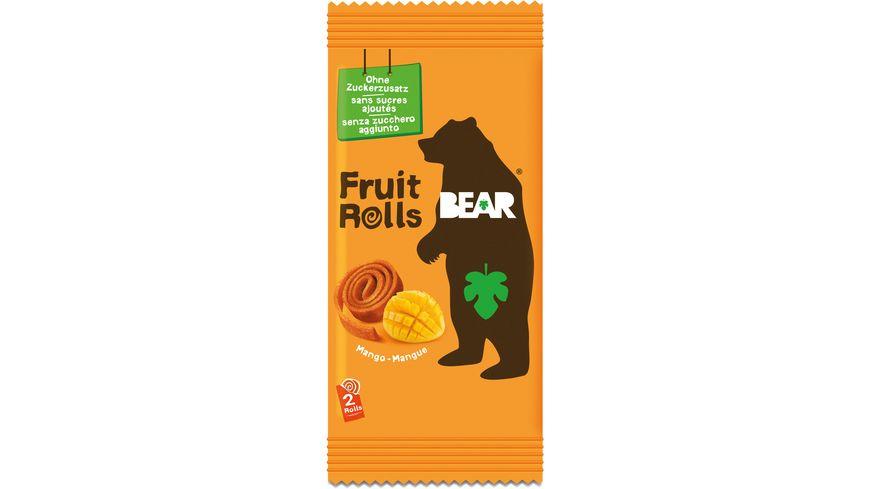 BEAR Fruit Rolls Mango