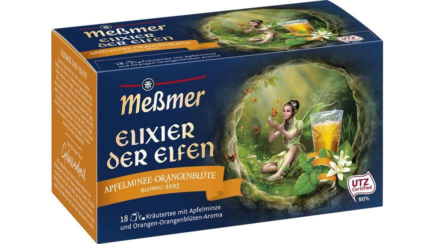 Meßmer Fabelhafter Tee Elixier der Elfen