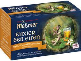 Messmer Fabelhafter Tee Elixier der Elfen