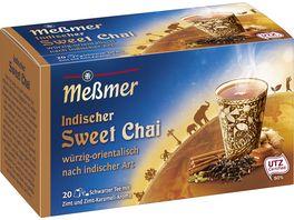 Messmer Laendertee Indischer Sweet Chai