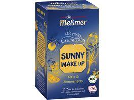Messmer Bio Tee Sunny Wake up