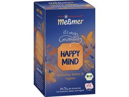 Messmer Bio Tee Happy Mind