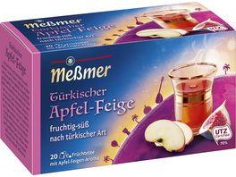 Messmer Laendertee Tuerkische Apfel Feige