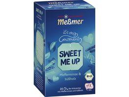 Messmer Bio Tee Sweet me up
