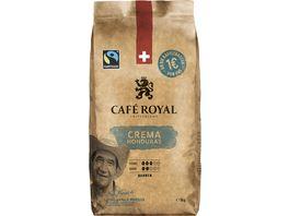 Cafe Royal Honduras Fairtrade Crema