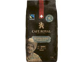 Cafe Royal Honduras Fairtrade Espresso