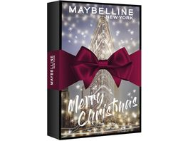 MAYBELLINE NEW YORK Adventskalender Flat Iron