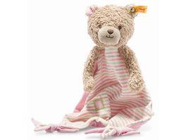 Steiff GOTS Rosy Teddybaer Schmusetuch 28 cm