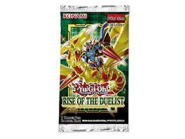 Yu Gi Oh Sammelkartenspiel Rise of the Duelist Booster
