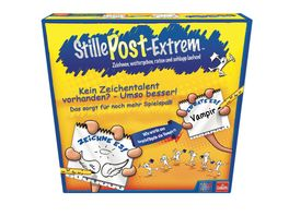 Goliath Toys Stille Post Extrem