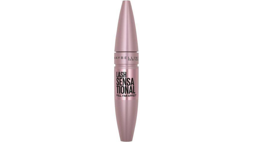MAYBELLINE NEW YORK Lash Sensational Voller-Wimpern-Fächer Mascara