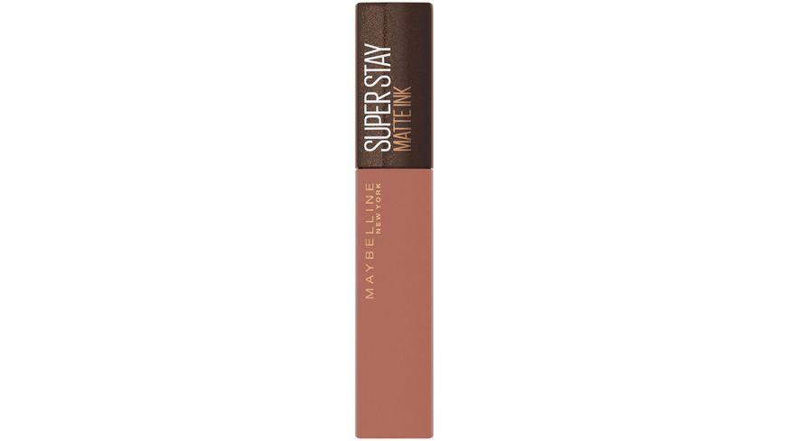 MAYBELLINE NEW YORK Super Stay Matte Ink Lippenstift