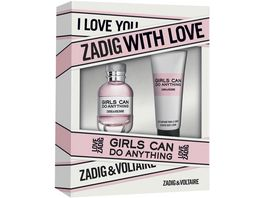 ZADIG VOLTAIRE GIRLS CAN SAY ANYTHING Eau de Parfum Set