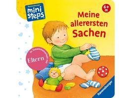 Ravensburger Ministeps Meine allerersten Sachen Ab 6 Monaten