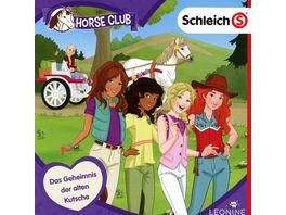 Schleich Horse Club CD 13