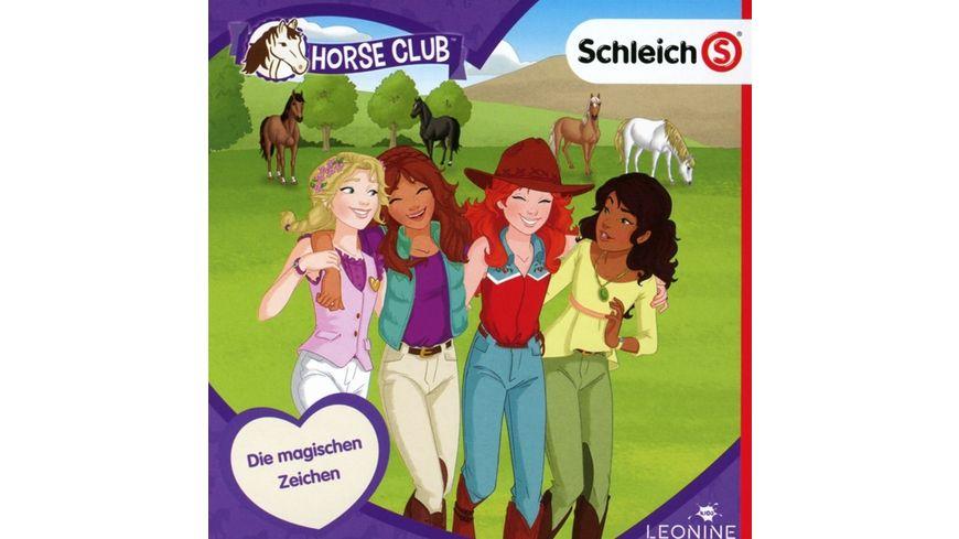 Schleich Horse Club CD 14