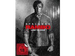 Rambo Last Blood Limitiertes Mediabook DVD