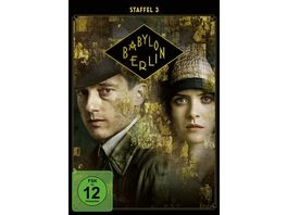 Babylon Berlin Staffel 3 4 DVDs