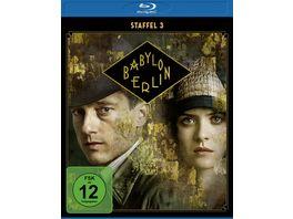 Babylon Berlin Staffel 3 3 BRs