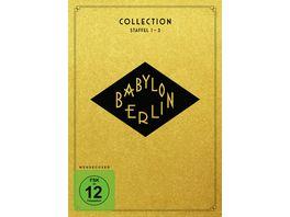 Babylon Berlin Collection Staffel 1 3 8 DVDs