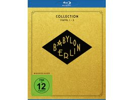 Babylon Berlin Collection Staffel 1 3 7 BRs