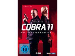 Alarm fuer Cobra 11 Staffel 45 Episoden 363 368 2 DVDs