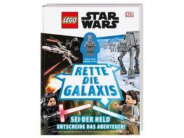 LEGO Star Wars Rette die Galaxis Mit U 3PO Minifigur Sei der Held Entscheide das Abenteuer