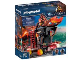 PLAYMOBIL 70393 Novelmore Burnham Raiders Feuerrammbock