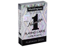 Winning Moves Playing Cards Platinum Deck