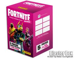 Panini Fortnite Serie 2 Blaster Box